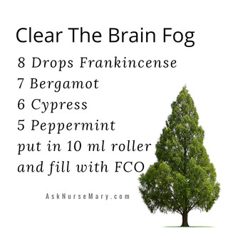 Clear the Brain Fog