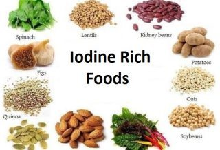 Iodine Rich Foods