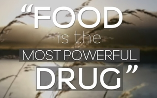 Food is a drug