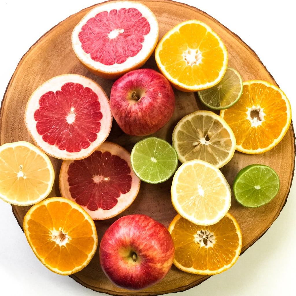 Citrus and the Sunshine
